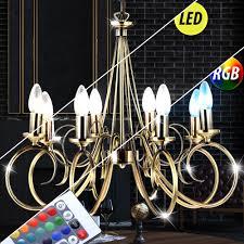 Leuchten Leuchtmittel Led Kronleuchter Dimmbar Ess Zimmer
