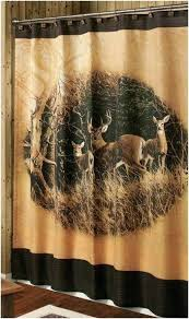 lodge cabin curtains rustic shower curtain 8 log hooks lodge cabin curtains