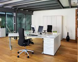 Modern office cabinet design Luxury Tremendous Contemporary Home Office Furniture Also Cool Black Swivel Chair And White Futuristic Desk Also Brown Laminate Floor And Modern Office Cabinet Wanderkin Tremendous Contemporary Home Office Furniture Also Cool Black Swivel