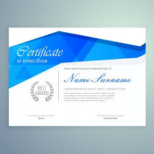blue and white diploma vector graphic design  blue and white diploma vector