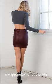Tight mini skirt girl
