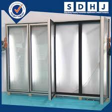 invaluable used glass door freezers used deep freezers glass door for inner glass wheels basket