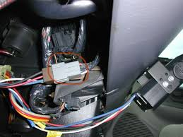 installing a brake control on a vehicle equipped a factory ford brake control wiring harness location