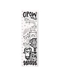 Farm Growth Chart Wee Gallery Wee Gallery Organic Farm Growth Chart