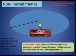 physics newton s laws of motion inertial frames non inertial frames part 1