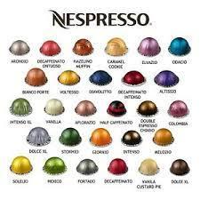 100 nespresso vertuoline capsules