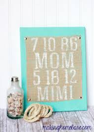 grandma mom mothers day gift idea handmade