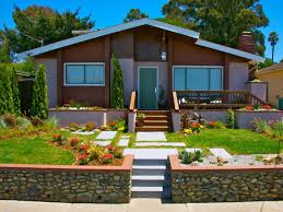 Related To Curb Appeal Maintenance Mid Century Modern Cottage With ...
