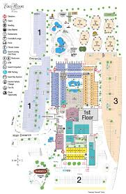 map full hotel layout