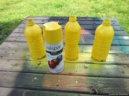 Diy Water Bottle Diy Vases From Plastic Water Bottles Trashy Or Classy Petticoat