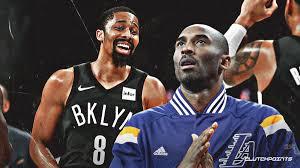 Kobe Bryant told Spencer Dinwiddie ...
