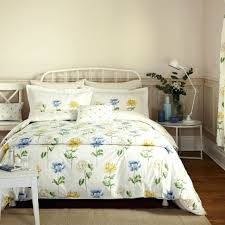 large size of hana blue fl bedding by sanderson yellow duvet cover double uk yellow duvet