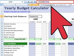finances excel how to create an excel financial calculator 8 steps