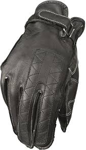 highway 21 mens pitt touchscreen leather gloves