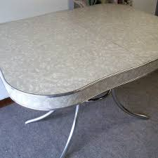 vintage 1950s formica and chrome kitchen table ate all my meals on antique formica kitchen table