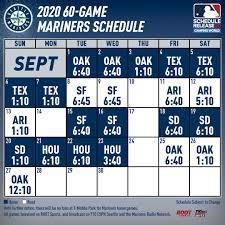 MLB Announces 2020 60-Game Regular ...