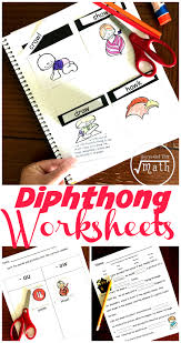 Phonics worksheets are a great way for young learners to practice phonics lessons. Free Hands On Diphthongs Worksheet For Au And Aw