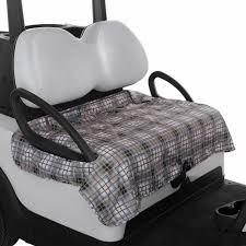 Golf Cart Seat Cover Pattern Custom Decorating