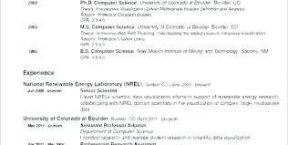 Science Resume Template Download By Tablet Desktop Original Size