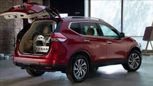 take full advane of cargo e in the nissan rogue for a nissan in austin and san antonio