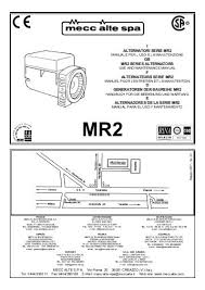 i alternatori serie ar1 gb ar1 series mecc alte spa mecc alte sr7 wiring diagram at Mecc Alte Generator Wiring Diagram