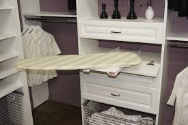 Pull-out Ironing Board closet