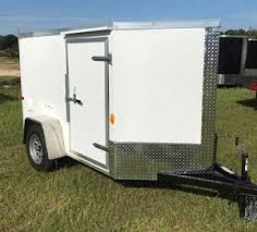 Enclosed Trailer Weights Payload Capacity Cargo Craft
