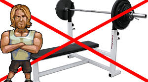 Bench Press - 5 Biggest Bench Press Mistakes - YouTube