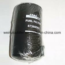 New Holland Fuel Filter Element Tractor Oil Filter 87360565