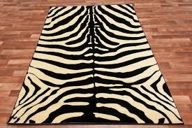 authentic zebra skin rug luxury
