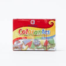 Vainilla Extractos Y Colorantes Alsuper En Casa