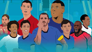 Guida Social a EURO2020
