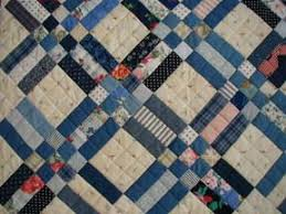 Memory and Memorial Quilts made from clothing & Memory Quilt - Modified Rail Pattern Adamdwight.com