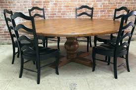 round table for 8 square table 87 slice