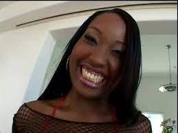 Ebony Pretty Eyes Blowjob