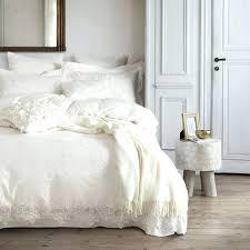white lace duvet cover double 4 7pcs egypt cotton girls white lace bedding set queen king size luxury wedding white lace duvet cover canada white lace duvet