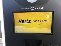 Hertz Points Redemption Chart Testing The Partnership Between Hertz Rent A Car Clear
