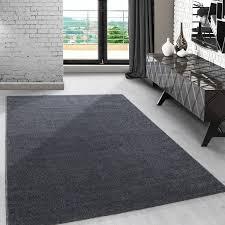 Teppich Kurzflor Grau Teppiche Und Andere Von Simpex Online