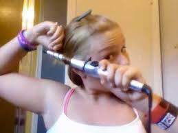 eyelash curler gone wrong. burning my hair off -original video- (hair tutorial gone wrong) eyelash curler wrong