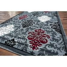 black and gray area rugs red black and gray area rugs red black and grey area black and gray area rugs
