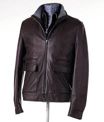 lined leather jacket cashmere sherpa mens lined leather jacket er fur outfit