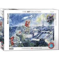 earthly delights puzzle 1000 pcs