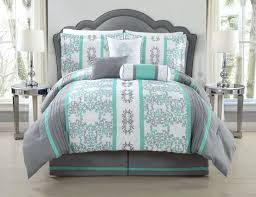 bedding collections teal sheet set king size sheets c and gray grey white comforter stripe twin
