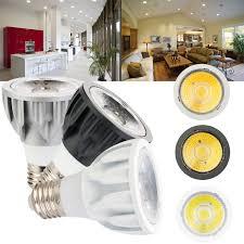 Epistar Super Led Lights Ranpo Dimmable Par20 Led Cob Spot Light Bulbs E27 5w Epistar Lamp Super Bright Ac 110v