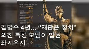 """김명수 4년… """"재판은 정치"""" 외친 특정 모임이 법원 좌지우지 - YouTube"""