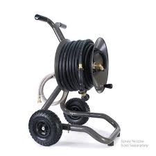 cart hose reel portable garden hose reel cart metal cart hose reel