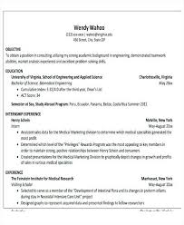 Biomedical Engineer Sample Resume Inspiration Biomedical Engineering Resume Samples For Freshers Cover Letter