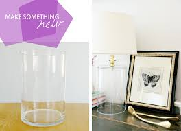 what i love most about this project is that it was super low cost 12 for the vase at home goods and 9 for the lamp parts and the possibilities are
