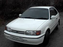 1997 Toyota Tercel For Sale, 1300cc., Gasoline, FF, Automatic For Sale