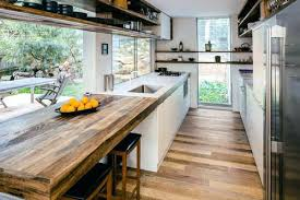 heat resistant countertops heat resistant top for the cooking zone and a warm wood for the